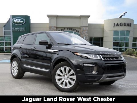 Pre Owned 2017 Land Rover Range Rover Evoque HSE