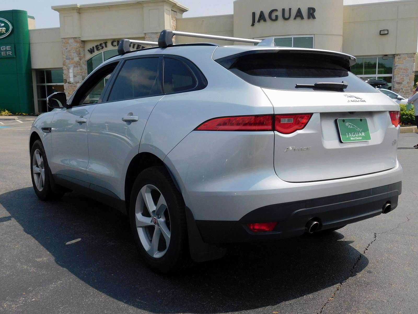 inventory in utility sport jaguar pace premium awd owned west f pre