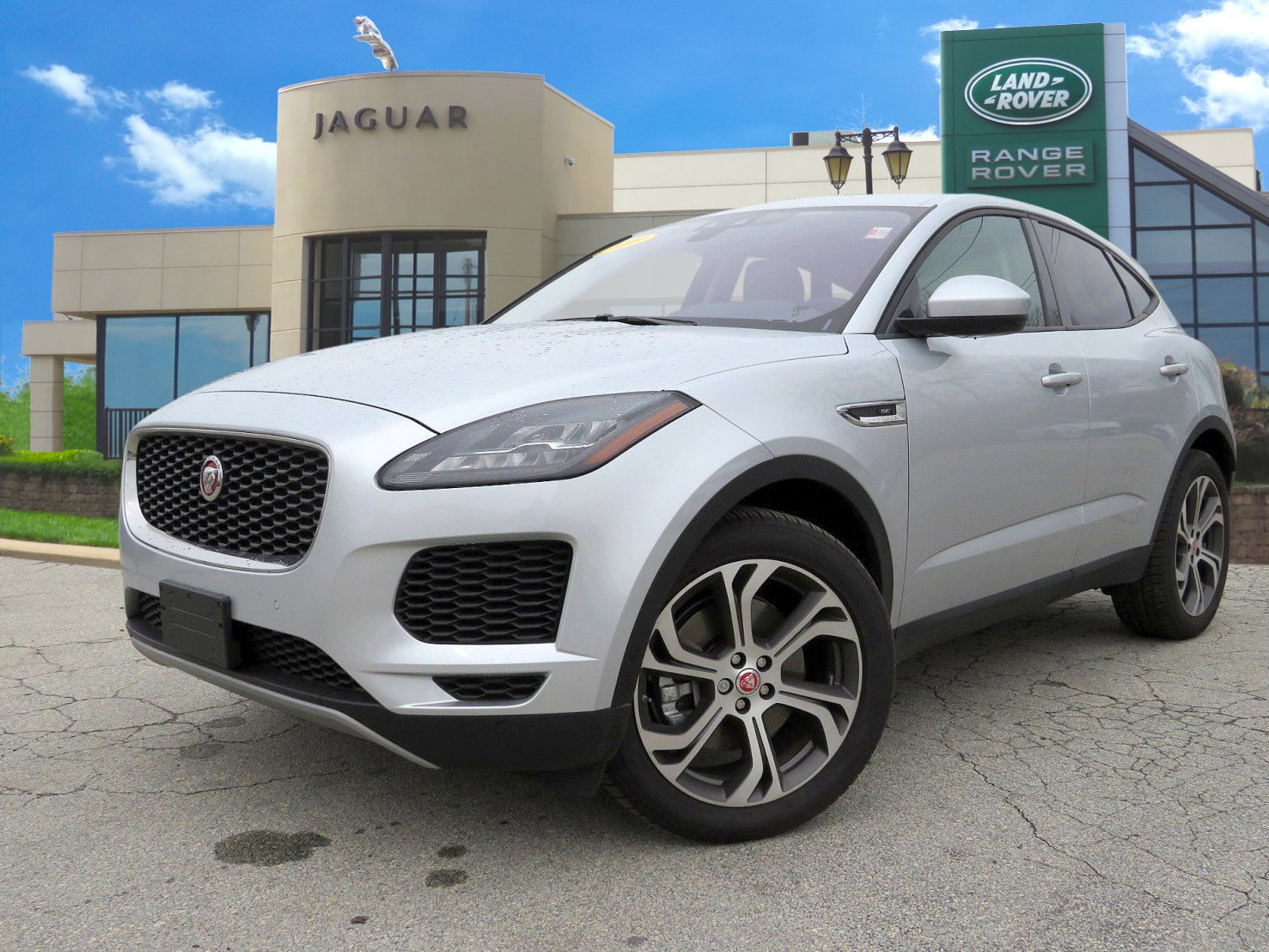 Certified Pre-Owned 2020 Jaguar E-PACE SE