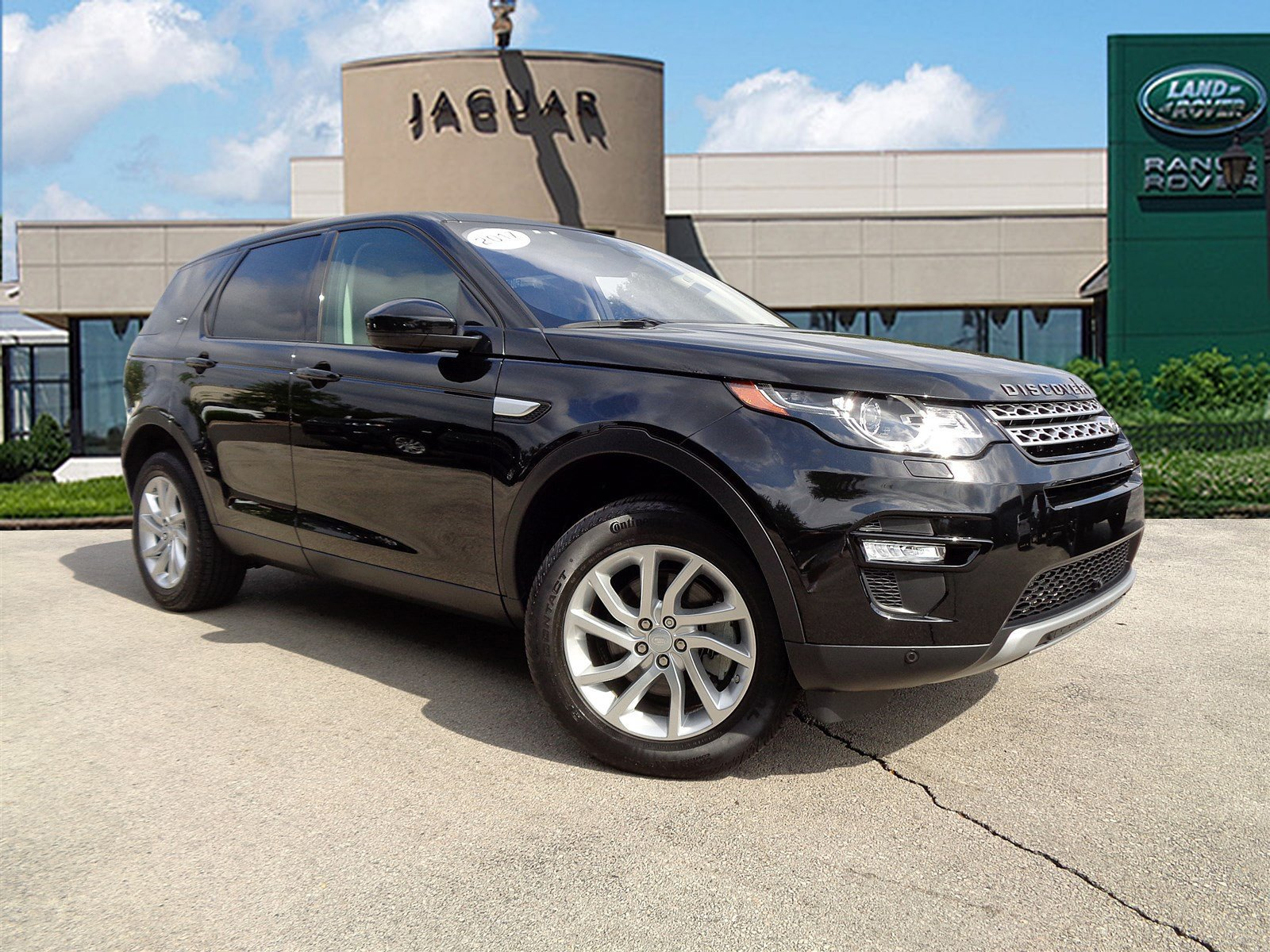Certified Pre Owned 2017 Land Rover Discovery Sport HSE Sport