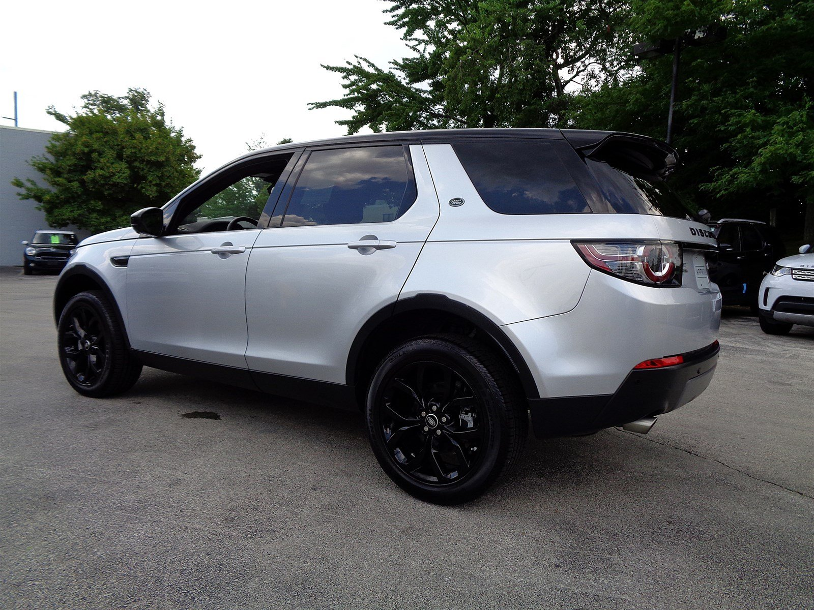 Certified Pre-Owned 2018 Land Rover Discovery Sport HSE 4WD