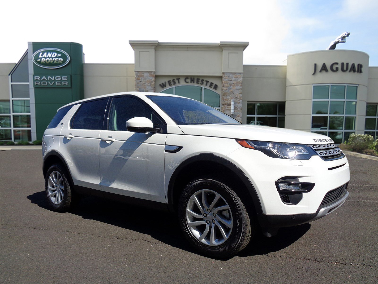 New 2018 Land Rover Discovery Sport HSE 4WD