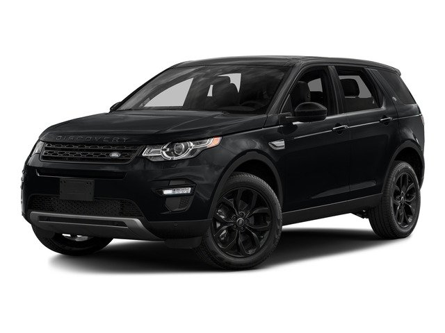 Pre-Owned 2015 Land Rover Discovery Sport HSE LUX