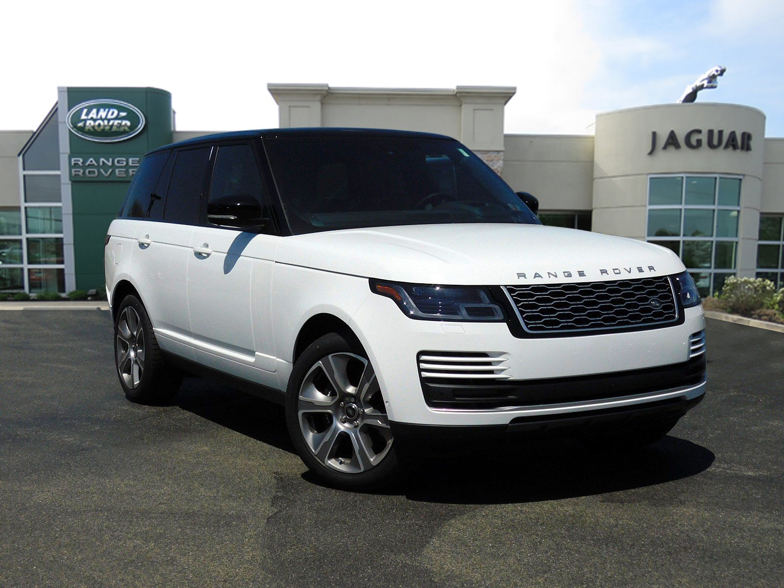New 2018 Land Rover Range Rover 5 0L V8 Supercharged Sport Utility