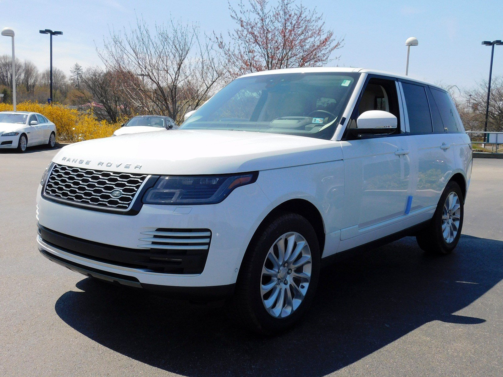 New 2018 Land Rover Range Rover HSE Sport Utility in West Chester