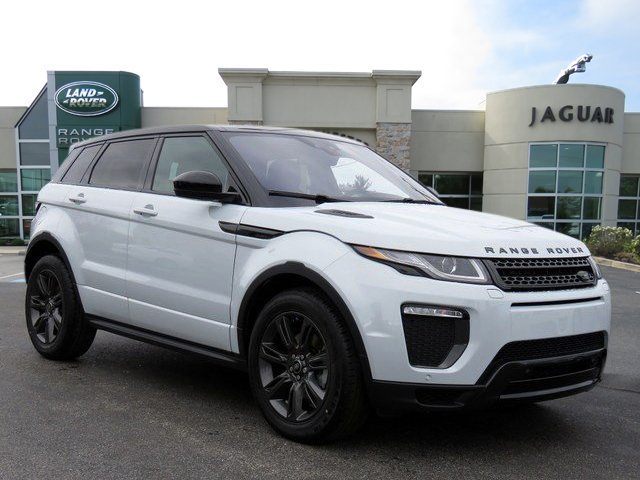 new 2018 land rover range rover evoque se premium sport utility in west chester l18086 land. Black Bedroom Furniture Sets. Home Design Ideas