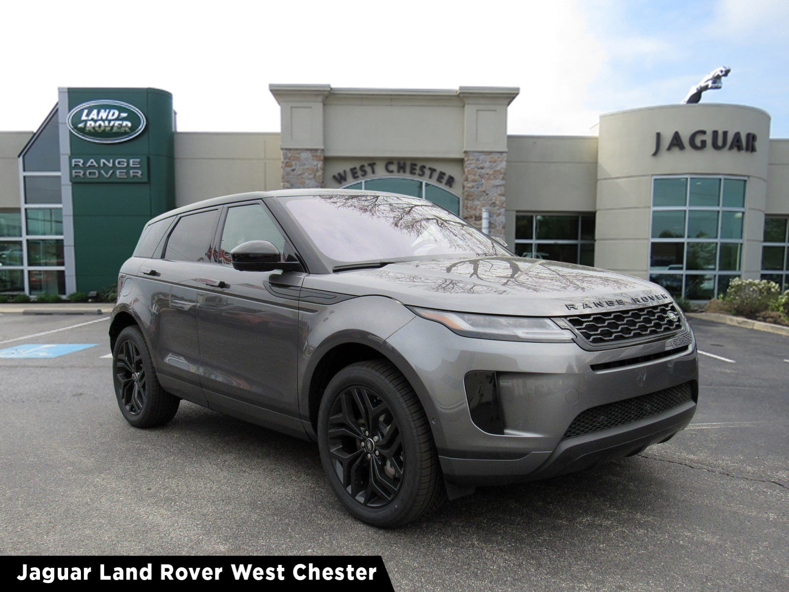 New 2020 Land Rover Range Rover Evoque Se Sport Utility In West
