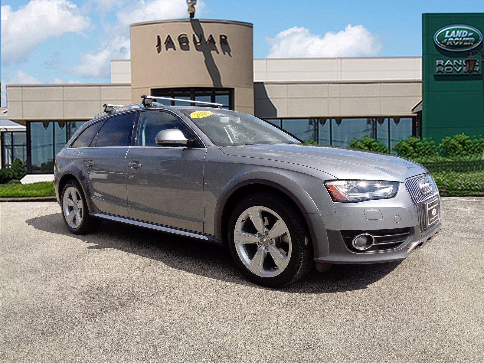 Pre Owned 2016 Audi allroad Premium Plus Station Wagon in West