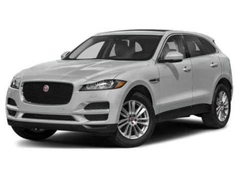 Certified Pre-Owned 2019 Jaguar F-PACE 25t Prestige
