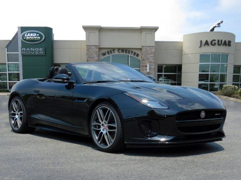 Certified Pre-Owned 2018 Jaguar F-TYPE R-Dynamic