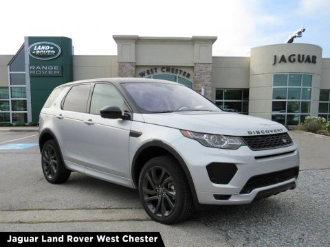 New 2018 Land Rover Discovery Sport HSE