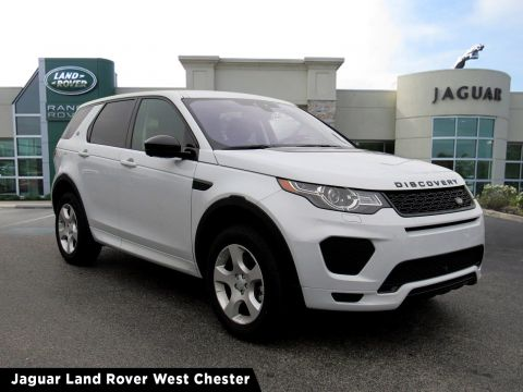 Pre-Owned 2018 Land Rover Discovery Sport HSE