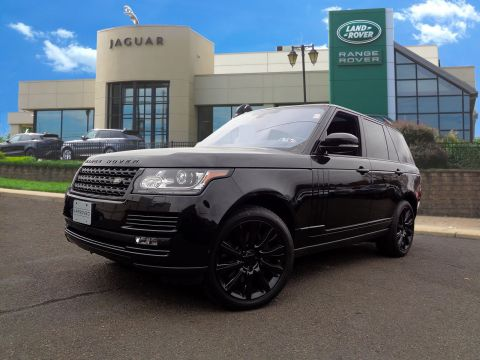 Pre-Owned 2016 Land Rover Range Rover Supercharged