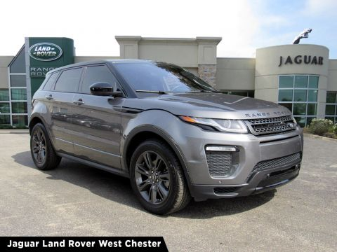 Pre-Owned 2018 Land Rover Range Rover Evoque Landmark Edition