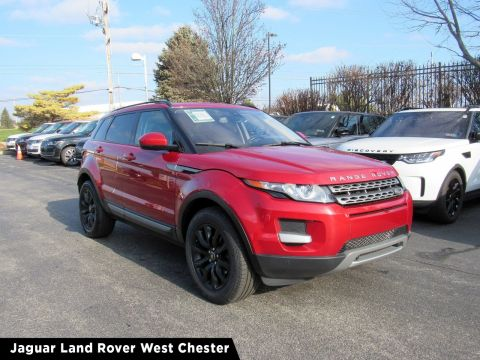 Used Cpo Land Rover Range Rover Evoque For Sale Land Rover West