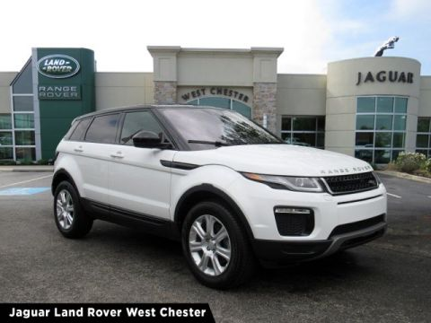 Certified Pre-Owned 2019 Land Rover Range Rover Evoque SE Premium