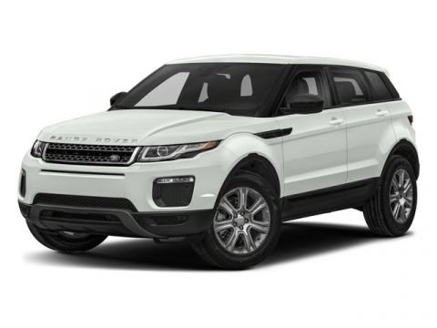 Pre-Owned 2018 Land Rover Range Rover Evoque HSE